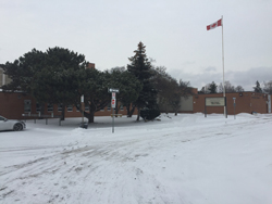 David and Mary Thomson Collegiate Institute's Pick Up Location