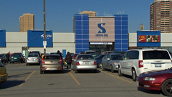 North York Sheridan Mall's Pick Up Location